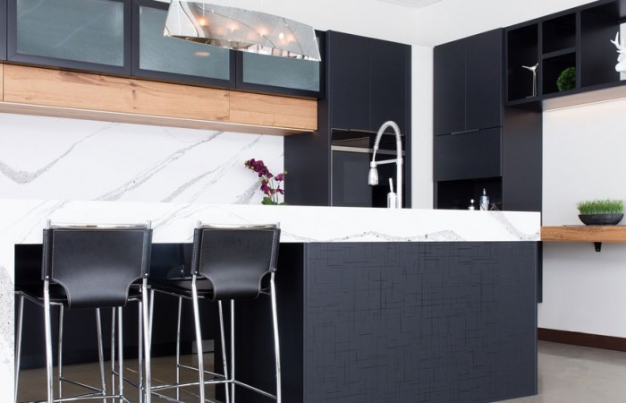 Industrial Luxury Kitchen